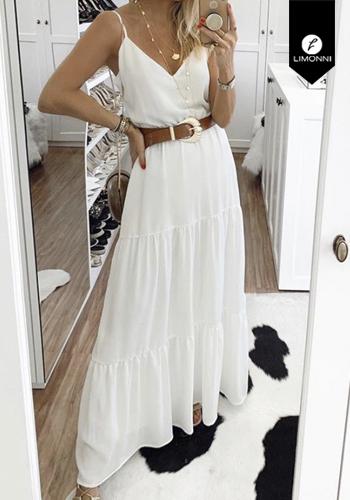 Vestidos para mujer Limonni Visionary LI2856 Maxidress