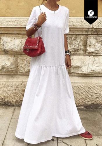 Vestidos para mujer Limonni Visionary LI2858 Maxidress