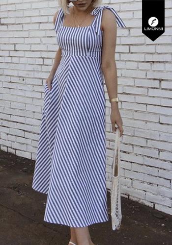 Vestidos para mujer Limonni Visionary LI2859 Maxidress