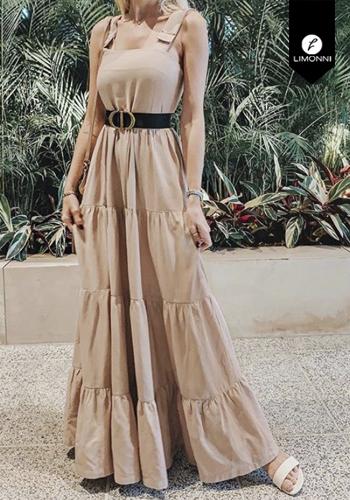 Vestidos para mujer Limonni Visionary LI2860 Maxidress