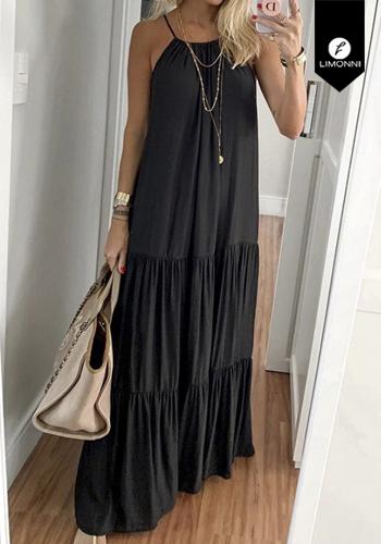 Vestidos para mujer Limonni Visionary LI2862 Maxidress