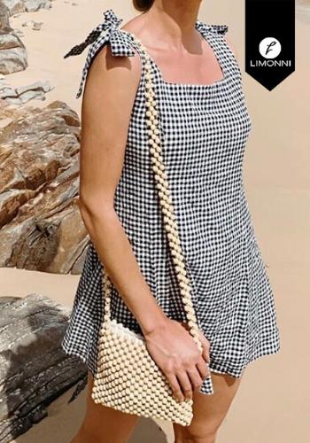 Vestidos para mujer Limonni Visionary LI2866 Cortos Casuales