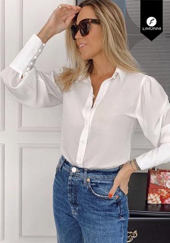 Blusas para mujer Limonni Visionary LI2874 Camiseras
