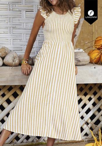 Vestidos para mujer Limonni Visionary LI2887 Maxidress