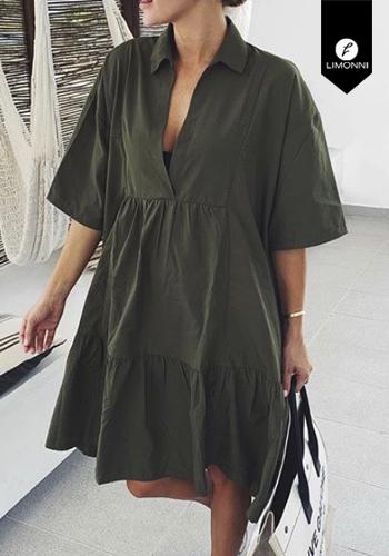 Vestidos para mujer Limonni Visionary LI2889 Cortos Casuales