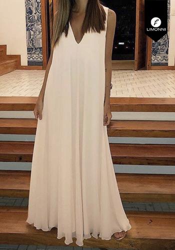 Vestidos para mujer Limonni Visionary LI2891 Maxidress