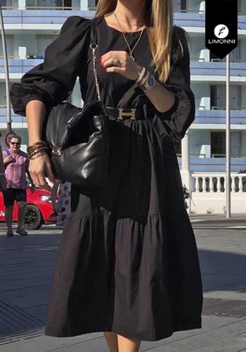 Vestidos para mujer Limonni Visionary LI2897 Cortos Casuales