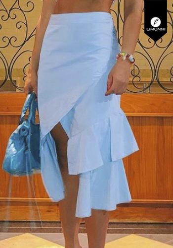 Faldas para mujer Limonni Visionary LI2906 Cortos Casuales