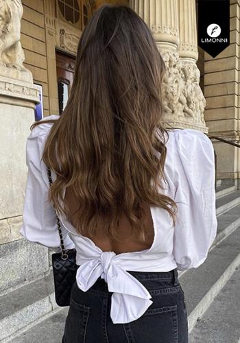 Blusas para mujer Limonni Visionary LI2909 Tops