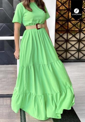 Vestidos para mujer Limonni Visionary LI2913 Maxidress