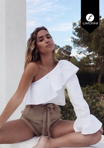 Blusas para mujer Limonni Visionary LI2914 Casuales