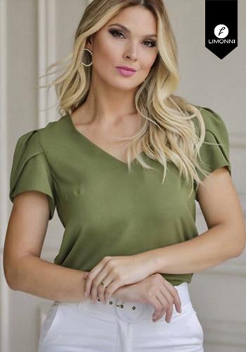 Blusas para mujer Limonni Visionary LI2918 Casuales