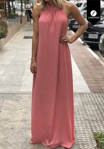 Vestidos para mujer Limonni Visionary LI2923 Maxidress