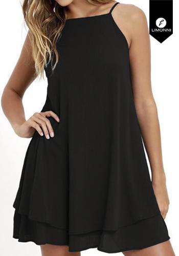Vestidos para mujer Limonni Visionary LI2926 Cortos Casuales