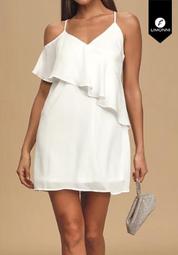 Vestidos para mujer Limonni Visionary LI2931 Cortos elegantes