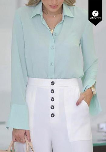 Blusas para mujer Limonni Visionary LI2935 Camiseras