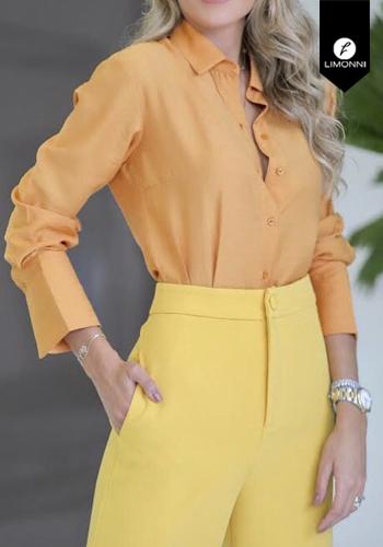 Blusas para mujer Limonni Visionary LI2936 Camiseras