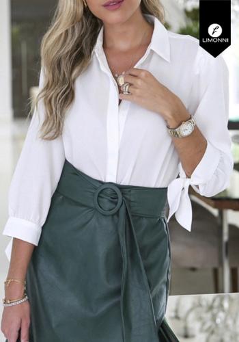 Blusas para mujer Limonni Visionary LI2937 Camiseras
