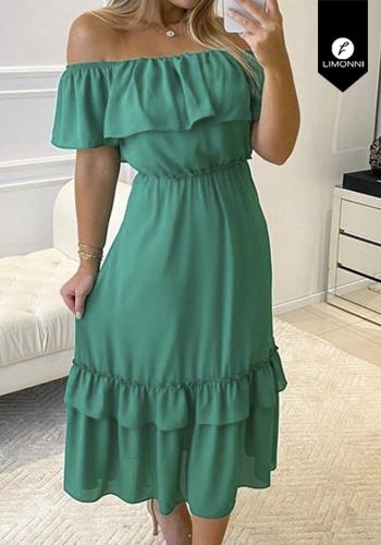 Vestidos para mujer Limonni Visionary LI2945 Largos elegantes