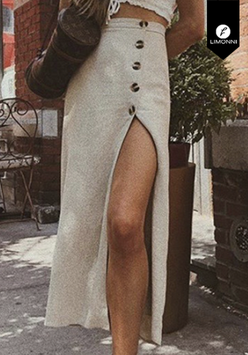 Faldas para mujer Limonni Visionary LI2946 Largos elegantes