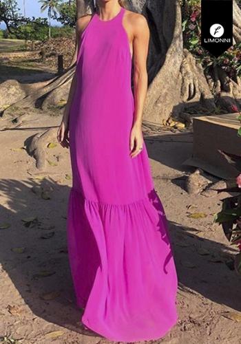 Vestidos para mujer Limonni Visionary LI2948 Maxidress