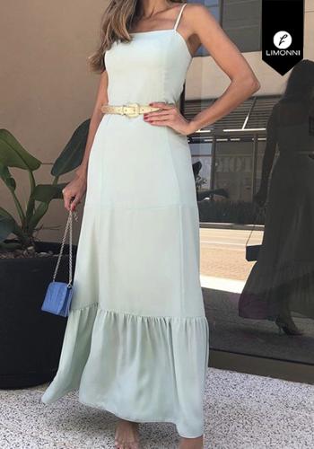 Vestidos para mujer Limonni Visionary LI2949 Largos elegantes