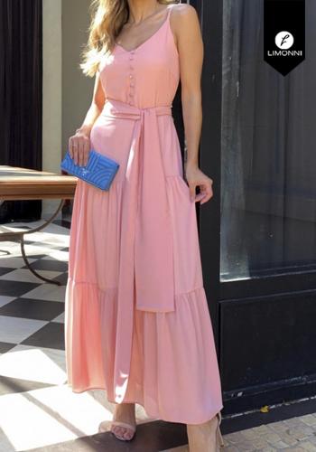 Vestidos para mujer Limonni Visionary LI2951 Maxidress