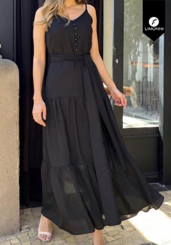Vestidos para mujer Limonni Visionary LI2952 Maxidress