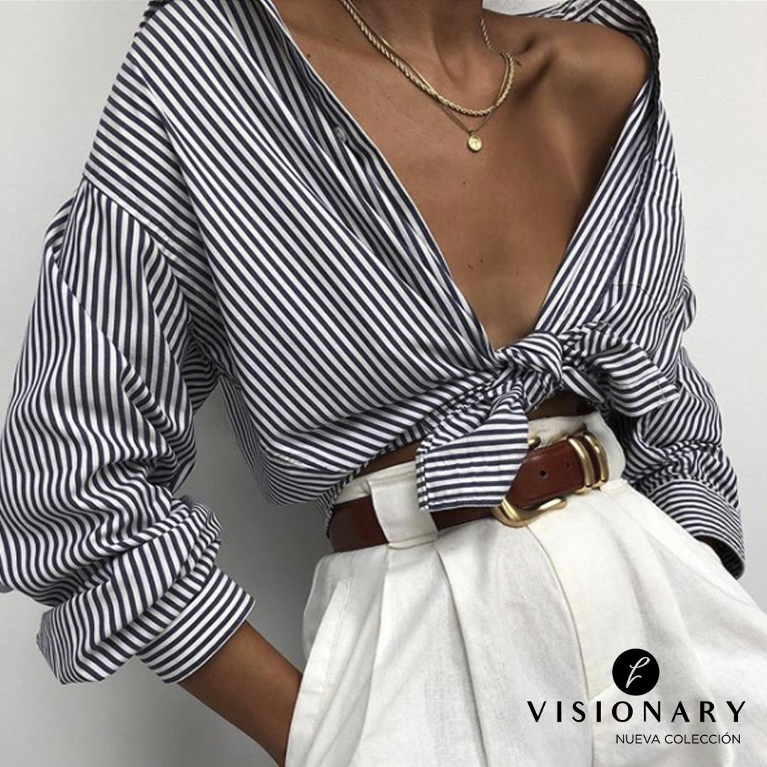 Blusas para mujer Limonni Visionary LI2961 Camiseras