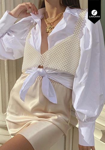 Blusas para mujer Limonni Visionary LI2969 Camiseras