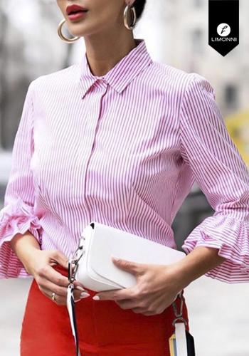 Blusas para mujer Limonni Visionary LI2972 Camiseras