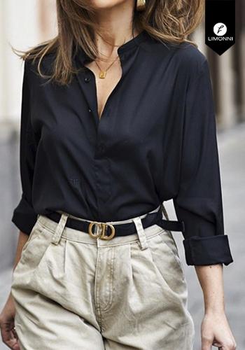 Blusas para mujer Limonni Visionary LI2975 Camiseras
