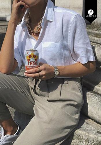 Blusas para mujer Limonni Visionary LI2992 Camiseras
