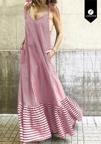 Vestidos para mujer Limonni Visionary LI2994 Maxidress