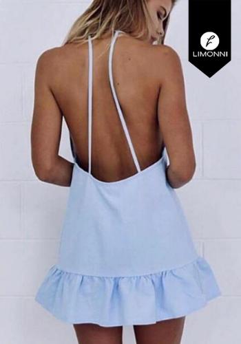 Vestidos para mujer Limonni Visionary LI2997 Cortos Casuales