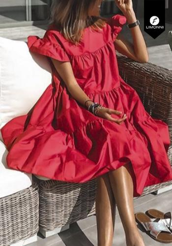 Vestidos para mujer Limonni Visionary LI3008 Cortos Casuales