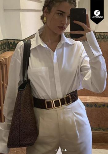 Blusas para mujer Limonni Visionary LI3010 Camiseras