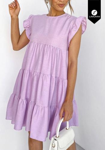Vestidos para mujer Limonni Visionary LI3023 Cortos Casuales