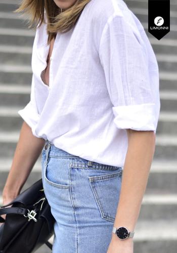 Blusas para mujer Limonni Visionary LI3029 Camiseras