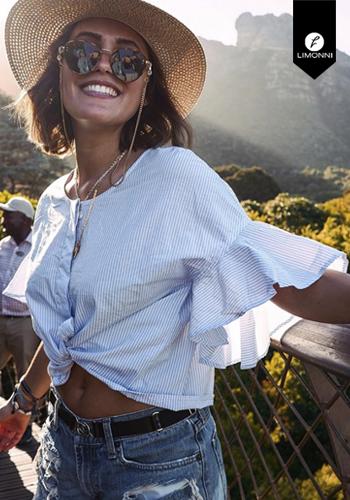 Blusas para mujer Limonni Visionary LI3030 Casuales