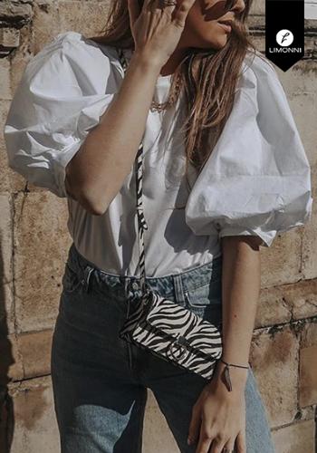 Blusas para mujer Limonni Visionary LI3032 Casuales