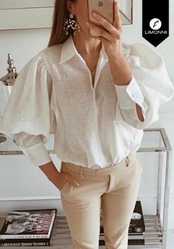 Blusas para mujer Limonni Visionary LI3033 Camiseras