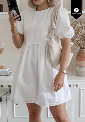 Vestidos para mujer Limonni Visionary LI3036 Cortos Casuales