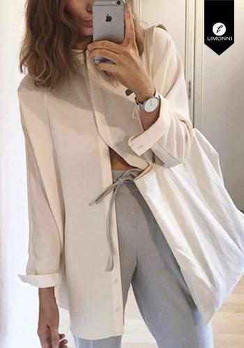 Blusas para mujer Limonni Visionary LI3037 Camiseras