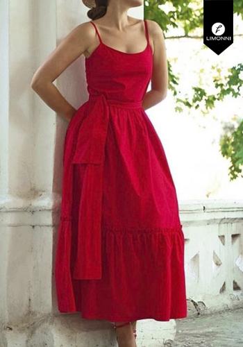 Vestidos para mujer Limonni Visionary LI3038 Maxidress