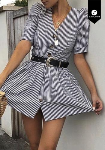 Vestidos para mujer Limonni Visionary LI3039 Cortos Casuales