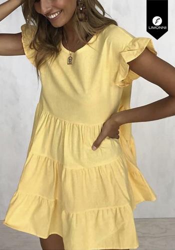 Vestidos para mujer Limonni Visionary LI3043 Cortos Casuales