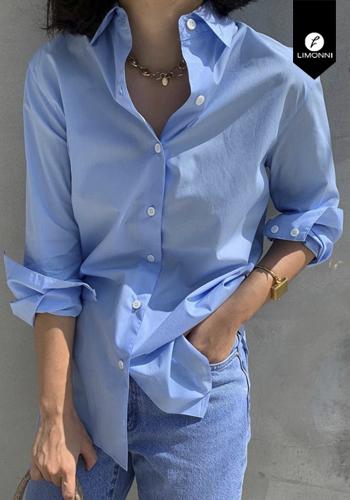 Blusas para mujer Limonni Visionary LI3056 Camiseras