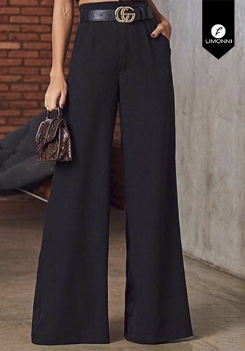 Pantalones Limonni Visionary LI3060 Largos elegantes