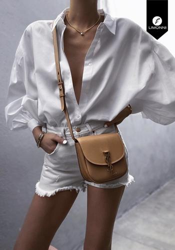 Blusas para mujer Limonni Visionary LI3061 Camiseras